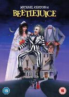 Beetlejuice DVD (1999) Michael Keaton, Burton (DIR) cert 15 ***NEW***