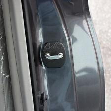 For Nissan Qashqai X-trail Tiida Teana Interior Door Lock Cover Accessories 4pcs