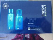 Laneige Homme Active water moisturizing Duo Set