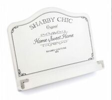 LP28192- Home Sweet Home Shabby Chic Wooden Recipe Book Stand- Great Price!
