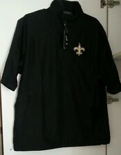 New Orleans Saints size medium NIKE.... NFL onfield apparel pullover NWT..SAINTS