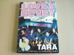 T-ARA / 2012 THE FIFTH ALBUM FUNKY TOWN