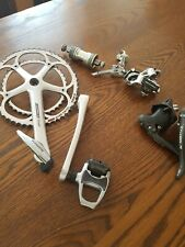 Campagnolo Chorus /record Groupse Set 10 Speed