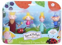 Ben and Hollys Little Kingdom - Collectable 5 figure Pack