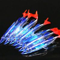 Fishing Lure Brand Minnow Hard Luminous Crank Baits Saltwater Fishing
