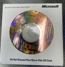 Microsoft Office 2003 Basic With Key