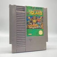 Jeu - Adventure Island - Nintendo - NTSC US - NES - Nintendo (ML)