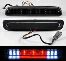 Ford F250 F350 F450 F550 Super Duty 99-14 Rear 3rd LED Stop Brake Light Smoke