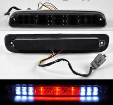 Ford F250 F350 F450 F550 Super Duty 99-14 Rear 3rd LED Stop Brake Light Smoke
