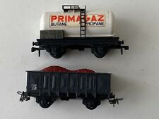 More details for (180) hornby acho pair of boxed wagons 702 and 708