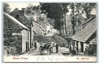 Picture Postcard Glenoe Village Co. Antrim Northern Ireland