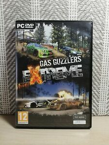 Gas Guzzlers Extreme - PC Windows Video Game