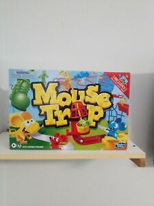 Mouse Trap Board Game Hasbro Includes Fun Activity Sheet Inside Ships Free