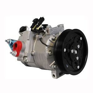 For Volvo XC90 3.2 L6 2008-2014 A/C Compressor and Clutch Denso 471-5019