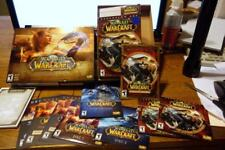 2 GAMES: WORLD OF WARCRAFT & Mists of Pandaria Win/MAC 2012/2013 PC Complete VG