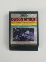 Demon Attack (1982 IMAGIC) Atari 2600 Vintage Video Game Cartridge