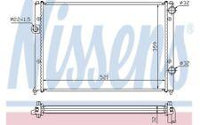 NISSENS Radiador Para VW PASSAT 652511