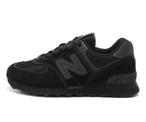 New Balance Men's 574 Core Shoes NEW AUTHENTIC Blackout ML574ETE