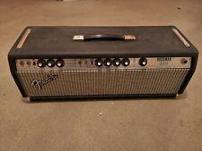 Fender Bassman 100 silverface