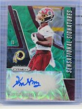 2019 Prizm Kelvin Harmon Green Scope Rookie Auto Autograph RC #30/75 D56