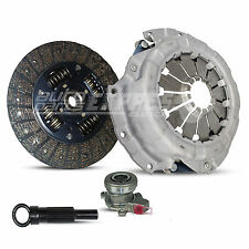 CLUTCH KIT AND SLAVE CYLINDER for 07-10 SUZUKI SX4 2.0L 4CYL GAS DOHC 5 SPD ONLY
