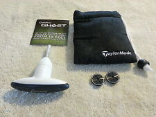 New - Taylormade Ghost Wrench with Two 10g Weights and Pouch