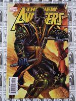 New Avengers (2005) Marvel - #4, Jim Cheung Ronin Variant, Bendis/Finch, VF/NM