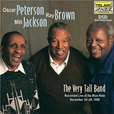 Very Tall Band by Oscar Peterson/Milt Jackson/Oscar Peterson ( SACD, 1999) TELAR