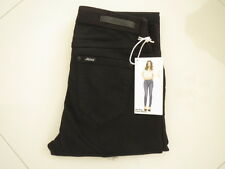 BNWT Riders by Lee  550656- Mid Rise Super Skinny Black Stretch Jeans Size 7