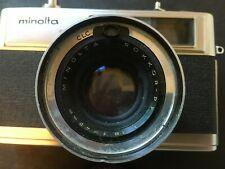 Minolta Hi-Matic 7s 35mm Rangefinder Film Camera Rokkor PF 45mm 1:18
