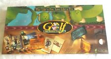 GOLF THE PERFECT GAME Board Game By WREBBIT Vtg 1995 New SEALED