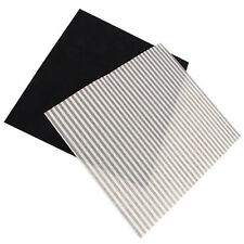 Universal Thick Cut To Size Charcoal & Grease Deep Fat Fryer Filter Kit