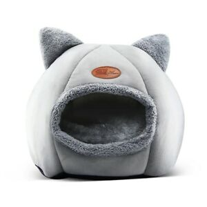 New Deep sleep comfort in winter cat bed little mat basket for cat's house