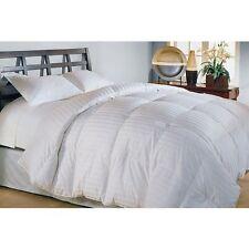 Blue Ridge 500 TC Cotton Damask Siberian Down Comforter winter Twin 600 fill