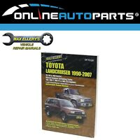 Repair Manual suits Landcruiser 70 73 75 78 79 80 105 Series Diesel Workshop