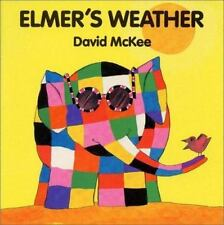 Elmer's Weather Board Book (Elmer Books)