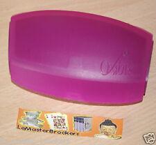 OXIBIS rose ETUI / BOITIER plastique pour monture lunettes optique ou solaire