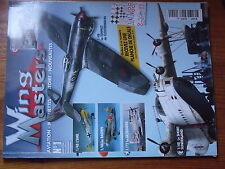 $$y Revue Wing Masters N°1 Tempst  Short Sunderland  Emil  Raiden  Ju 88