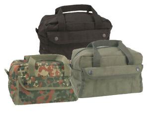 Mil-Tec Einsatztasche Mechanic Tool Bag Reisetasche Tragetasche Camping Outdoor