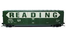 Rivarossi Reading Railroad Plug Door Box Car #17000 HO Scale Train Car HR6372