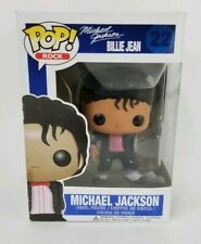 Pop Rock Music Michael Jackson Billie Jean #22 Vinyl Figure Funko