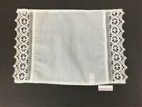 American Girl Samantha White Lace Towel from Nighttime Necessities Pleasant Comp