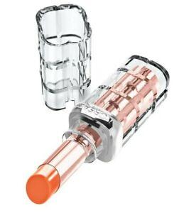 L'Oréal Paris Colour Riche Shine Lipstick Nectarine Flavor Plumping Sheer Color