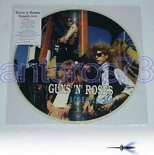 "GUNS 'N' ROSES ""ACOUSTIC"" RARE PICTURE DISC ITALY ONLY"