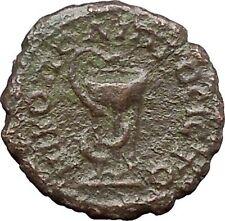 COMMODUS Son of Marcus Aurelius Nicopolis ad Istrum Ancient Roman Coin i48215