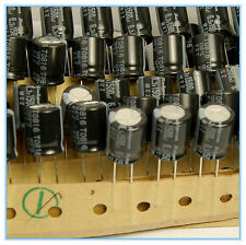 (10pcs) 1500uf 6.3v Rubycon Electrolytic Capacitors MCZ Ultra Low ESR 6.3v1500uf