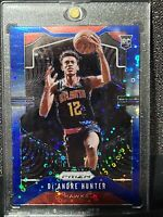 2019-20 Panini Prizm DeAndre Hunter Blue Disco Fast Break  /175