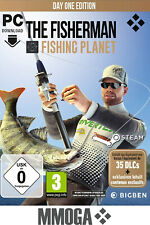 The Fisherman: Fishing Planet Day One Edition - PC Steam Download Code - [DE/EU]
