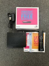 HUMAX HB-1000S HD FREESAT SET TOP BOX WITH REMOTE CONTROL - Has Had Little Use