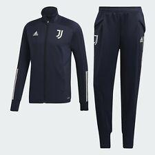 Tuta adidas training ufficiale F.C. Juventus FR4282 JUVE TK SUIT 2021 Blu